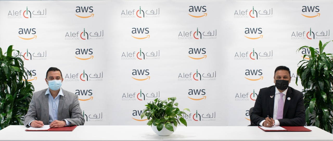 Alef Education and AWS collaborate to bring greater access to cloud skills; support Alef Education's global expansion